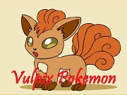 Vulpix Pokemon Game