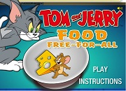 Tom and Jerry - Food Free