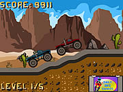 Monster Truck Race Cool Math Games