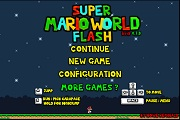 Super Mario World Flash G…