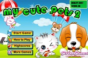 My Cute Pets 2 Cool Math …